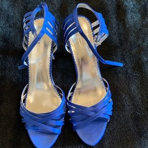Michaelangelo Shoes - Michaelangelo MiaHorizon Blue Shoes Size 8.5